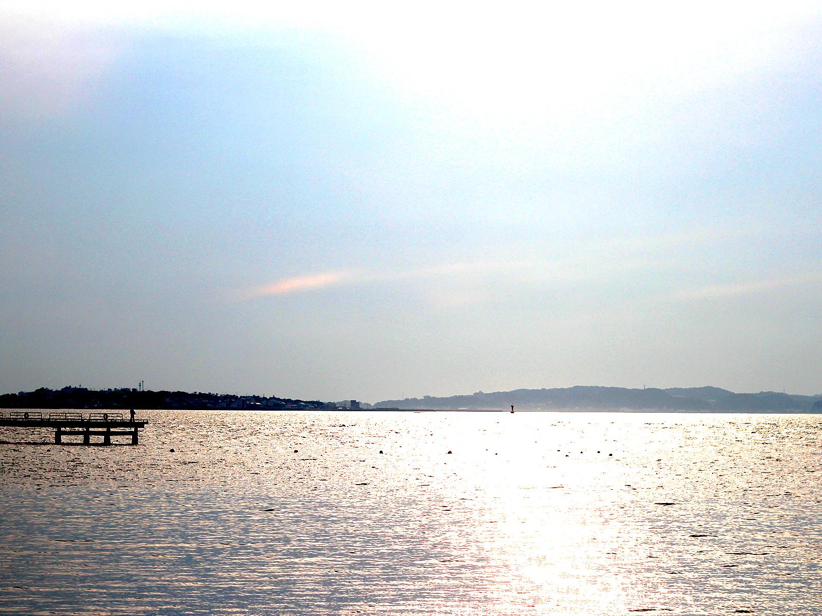 佐久島の海と空