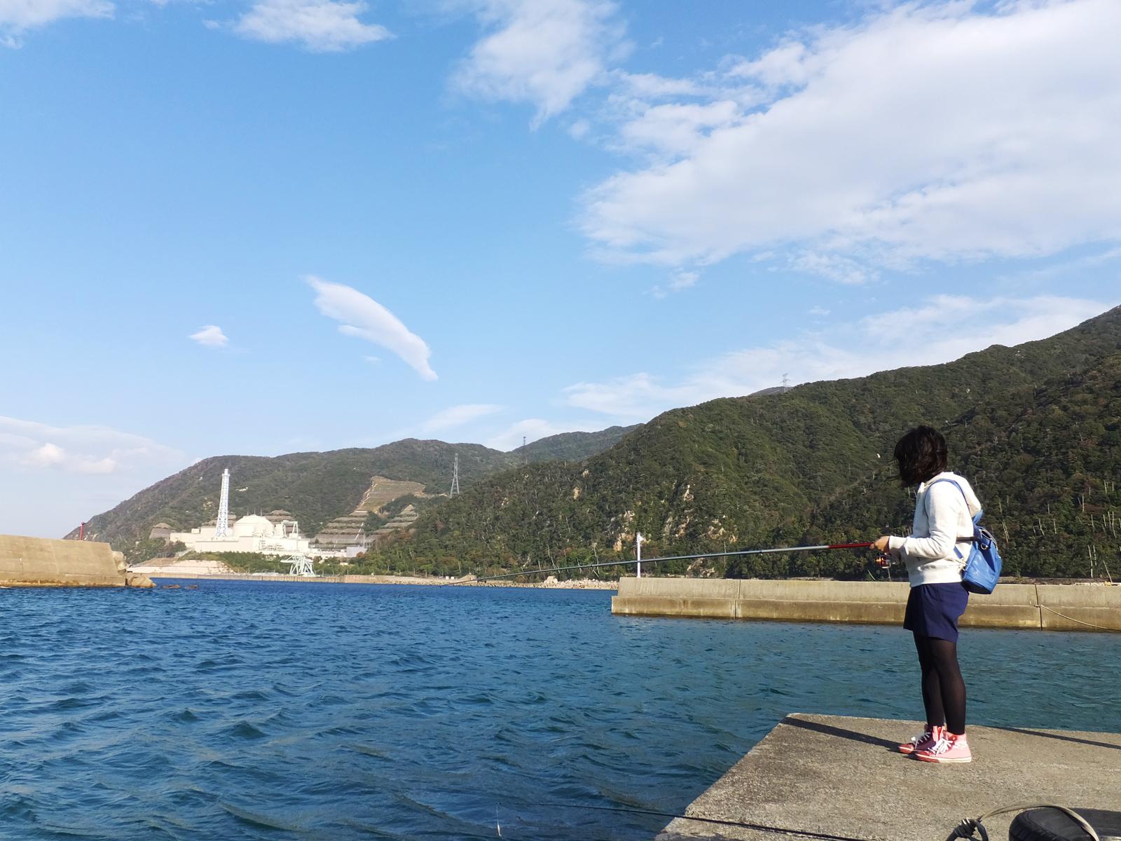 福井県白木漁港