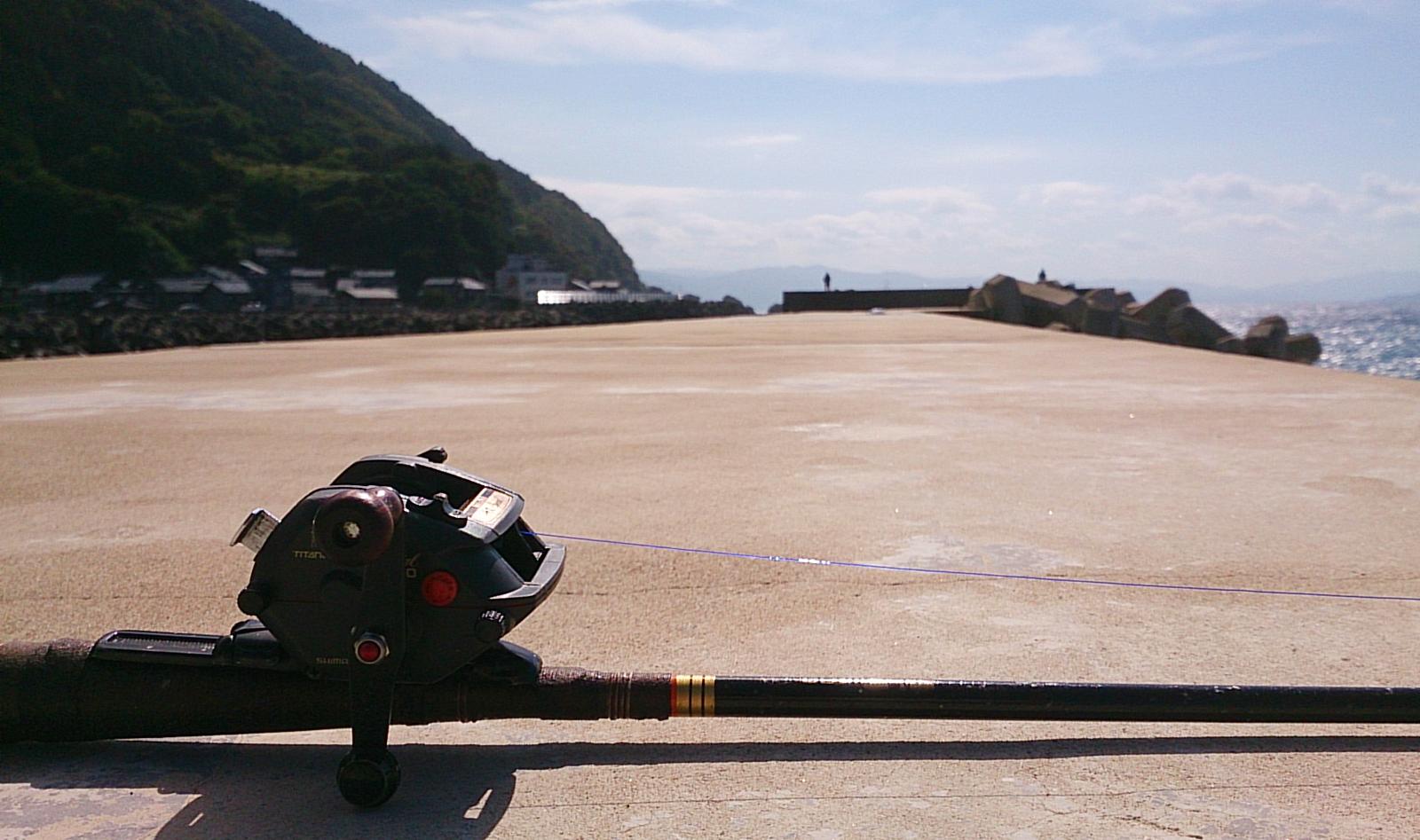 福井干飯崎(かれいざき)突堤